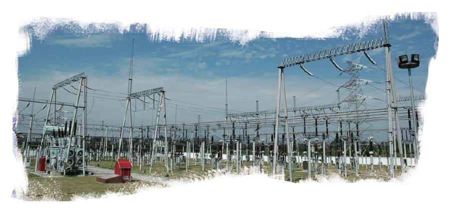 Qixian 220KV IEEE1588 Substation