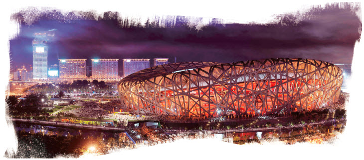 The Power Distribution Monitoring System for Beijing Olympic Stadiums